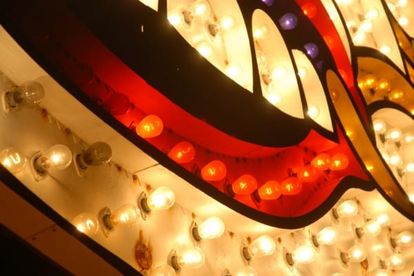 Contribute to The Blackpool Illuminations Fund