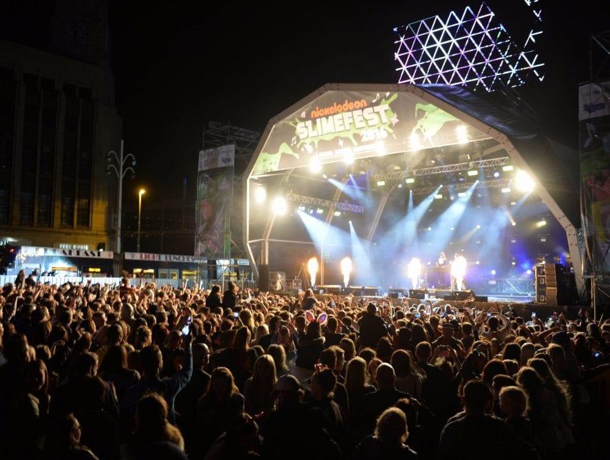 Blackpool Illuminations Switch On 2017