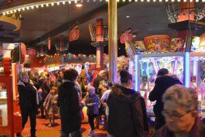 Amusements in Blackpool