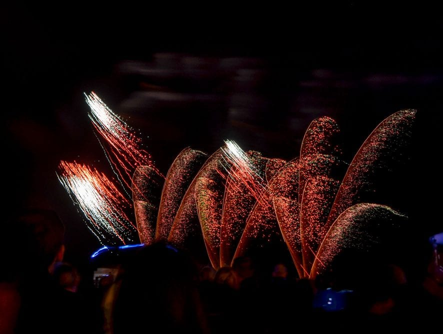 World Fireworks Competition photos 2017