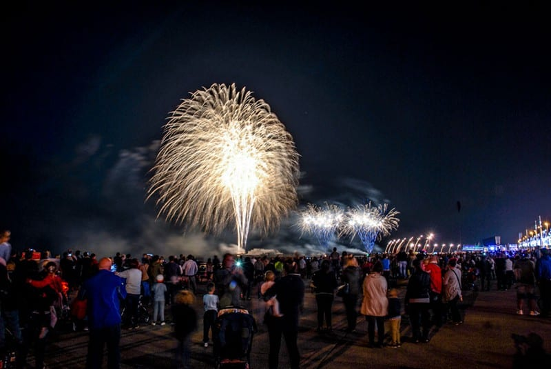 World Fireworks Competition photos