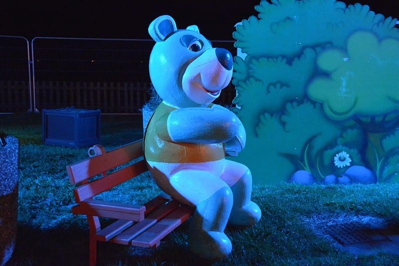 Teddy Bears at Bispham
