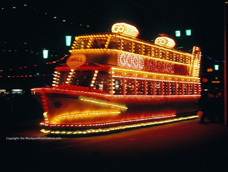 Hovertram - Old Blackpool Illuminations photos
