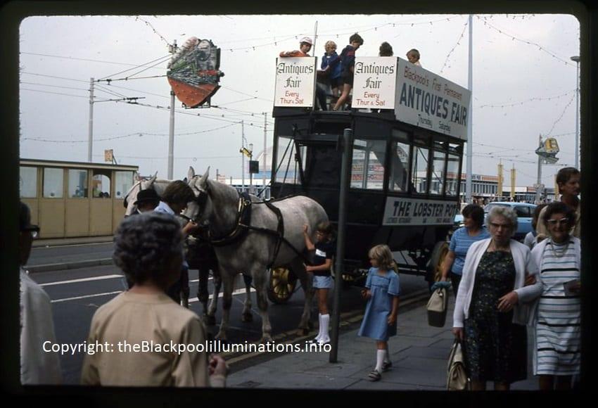 Old Blackpool Illuminations photos