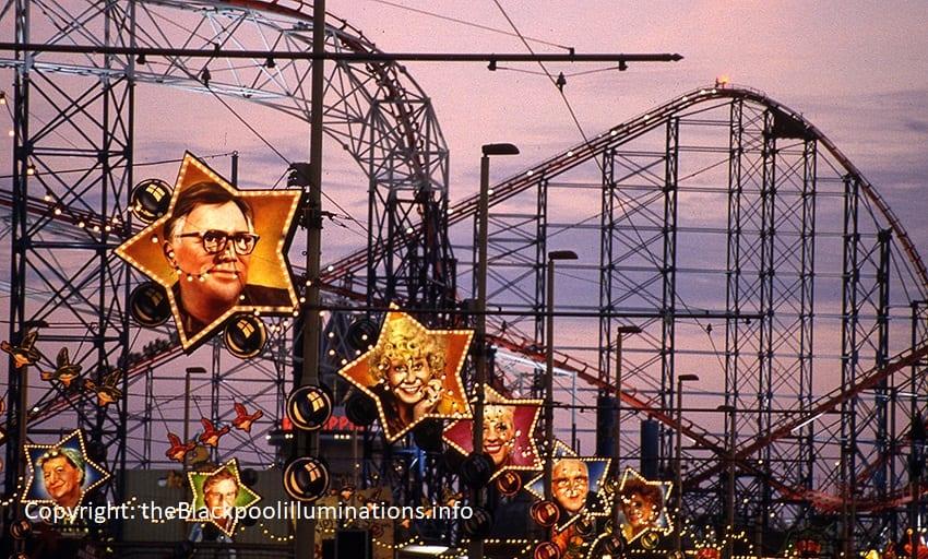 Old Blackpool Illuminations - Photo Gallery
