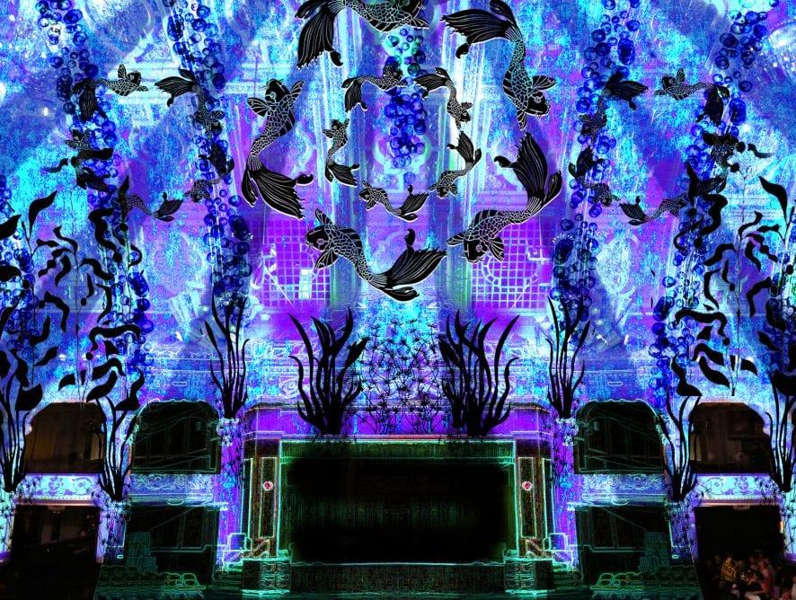 Light Odyssey at Lightpool, Empress Ballroom on 18.10.18
